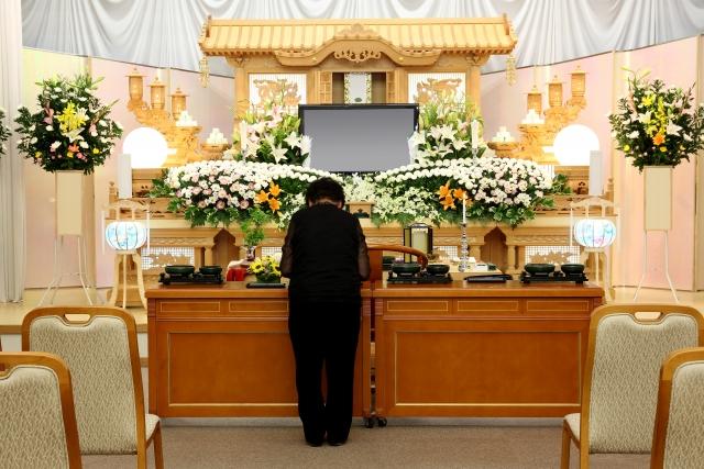葬儀・告別式・お別れの会・故人を偲ぶ会・お通夜・火葬場での撮影